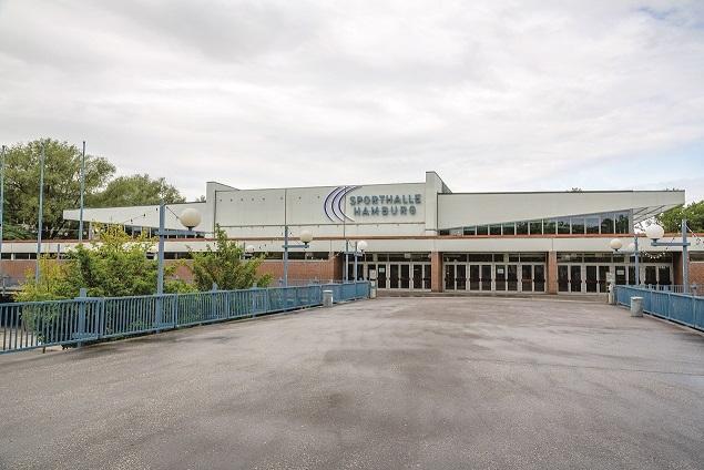 Bezirksversammlung Eimsbüttel tagt einmalig in Alsterdorfer Sporthalle