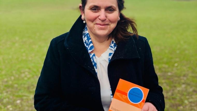 kulturpolitische Sprecherin unserer Bezirksfraktion Jutta Höflich