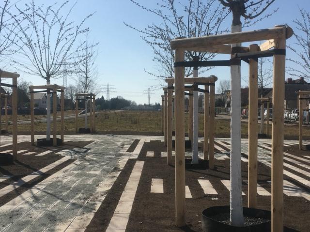 Ein neuer Park für Schnelsen