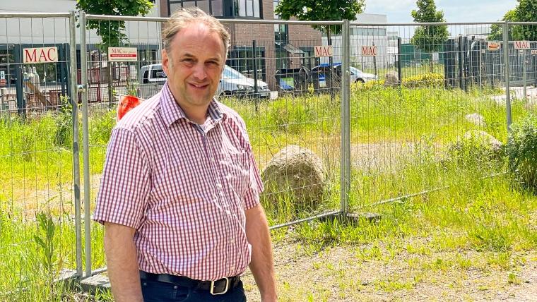 Andreas Stonus, CDU Lokstedt, Niendorf. Schnelsen